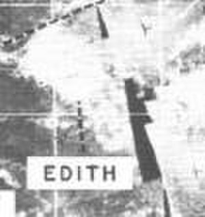 1967 Atlantic hurricane season - Image: Tropical Storm Edith (1967)