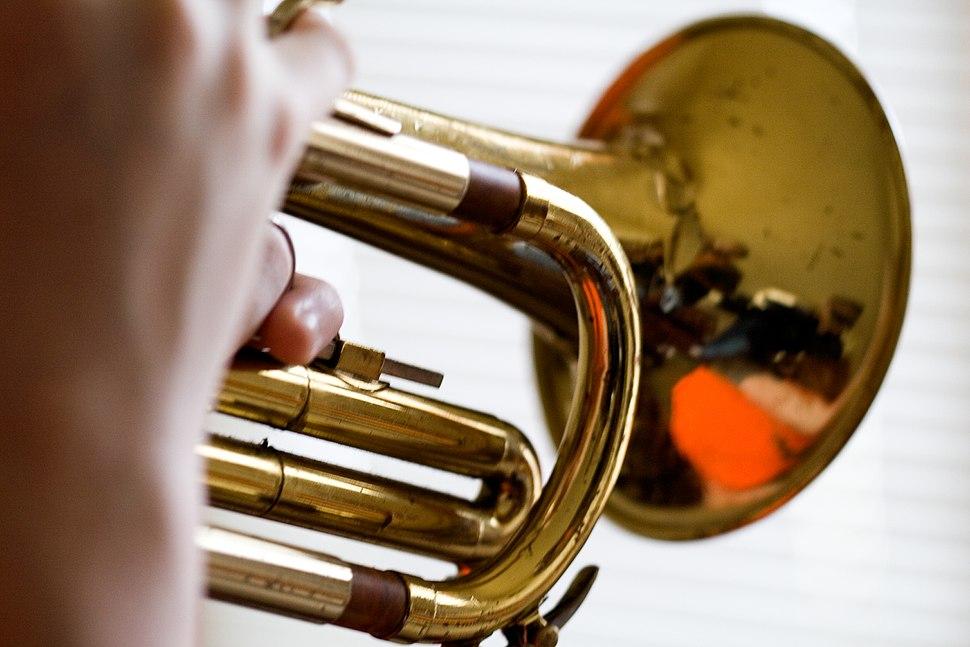 Trumpet afination