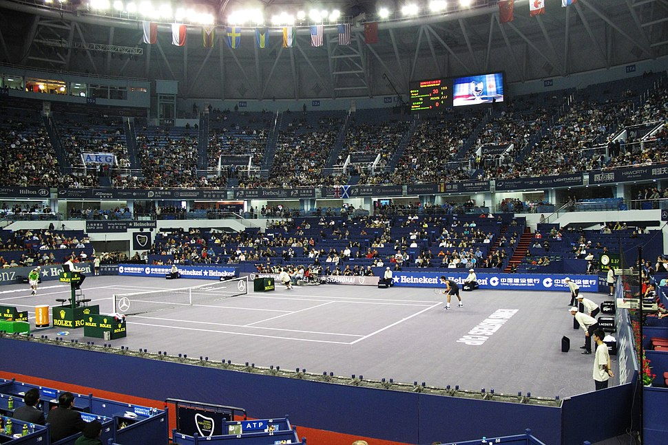 Tsonga Potro 2008 Tennis Masters