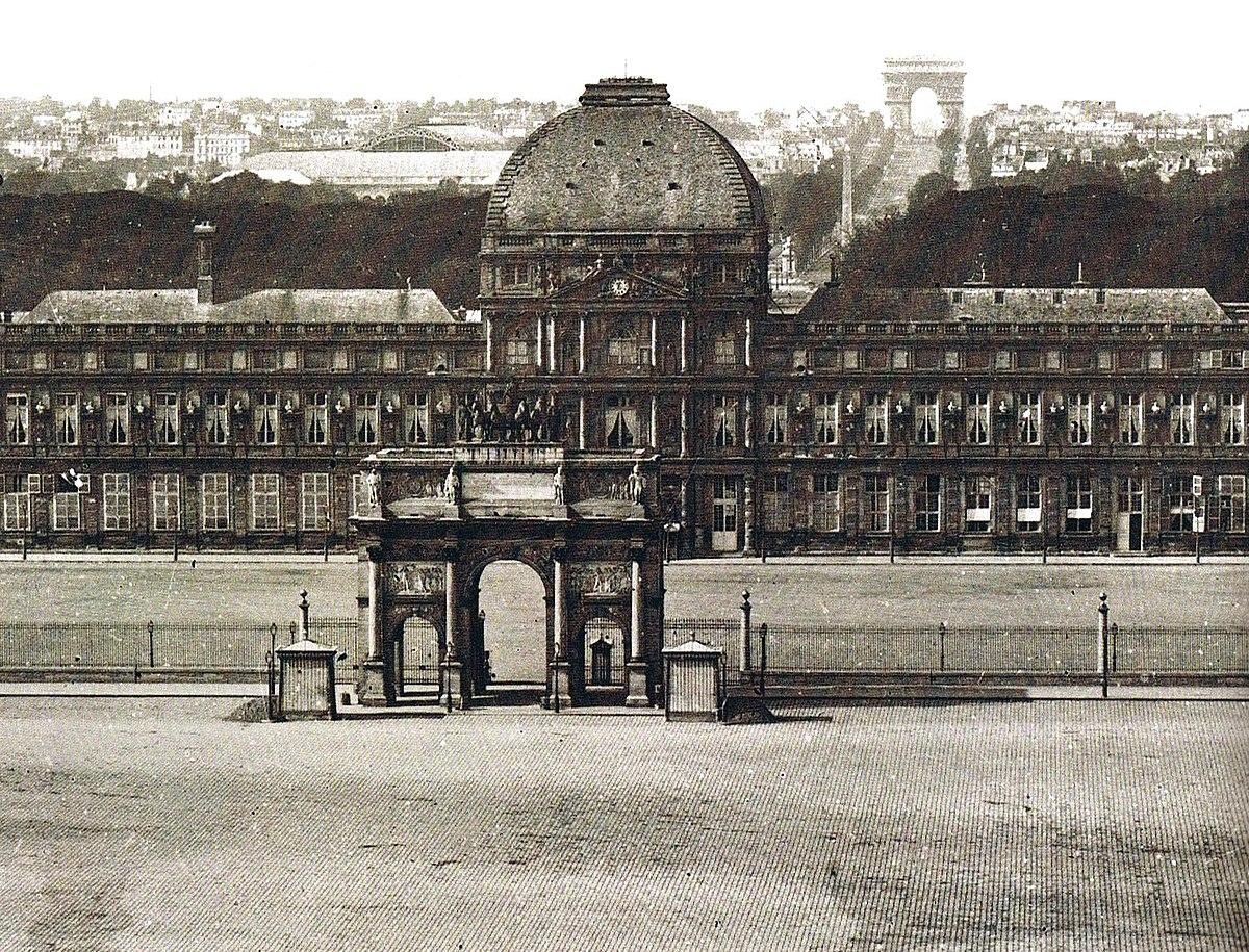 Tuileries Palace - Wikipedia