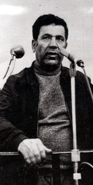 Daud Turki - Daud Turki during his trial