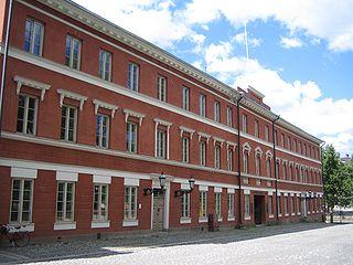 Katedralskolan i Åbo Public secondary school in Turku, Southwest Finland