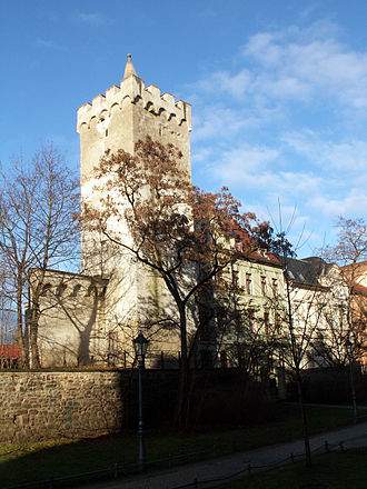 Aschersleben - Marsfeld watchtower