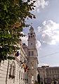 Turnul Primariei Arad - Vedere laterala.jpg