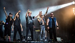 Twisted Sister na festivale Wacken Open Air v roku 2016