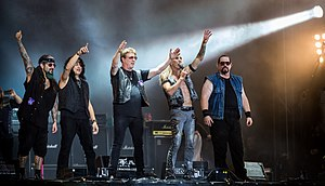 Twisted Sister - Twisted Sister at Wacken Open Air 2016