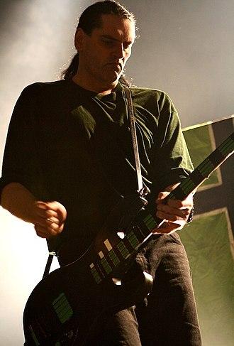 Peter Steele - Steele performing in 2007