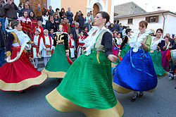 Typical Arbëreshë female costumes.jpg