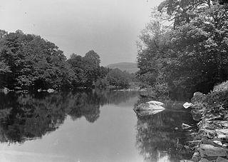Tyrcelyn waters