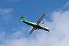 UNI Air ATR 72-600 B-17013 on Final Approach at Taipei Songshan Airport 20150201b.jpg