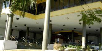 University of Puerto Rico at Arecibo - UPRA lobby