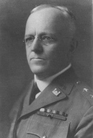 Edgar Jadwin - Major General Edgar Jadwin, Chief of Engineers 1926–1929