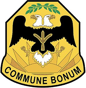 United States Army Chemical Materials Activity - Unit insignia