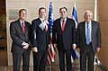 USAID Administrator Mark Green visit to Israel, Aug. 2019 (48590847047).jpg