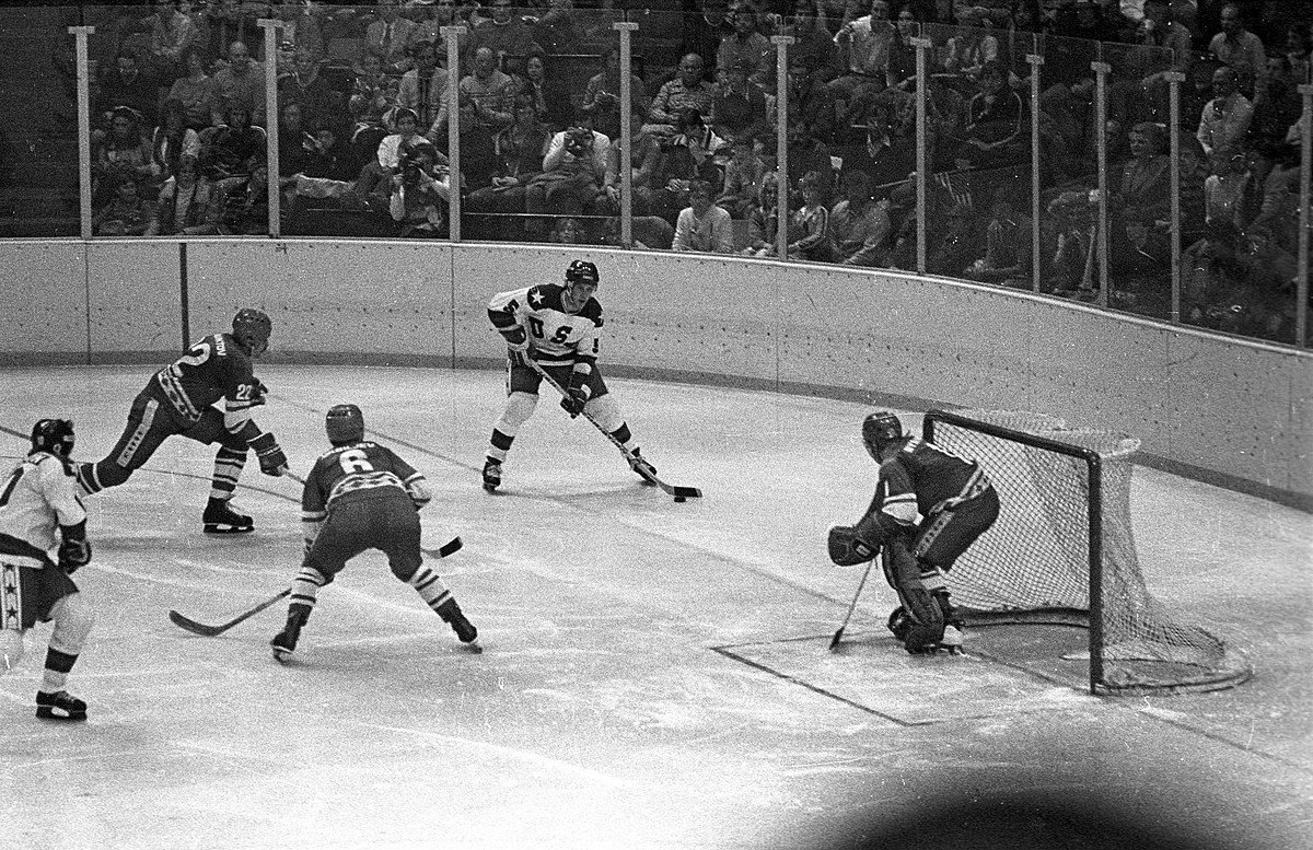 "1980 usa hockey team essay This study concludes that the 1980 olympic boycott was successfully used by   stein wrote ""the gold medal won by the american hockey team is probably doing  more to  in the summary of the march 12 gallup polls, the."