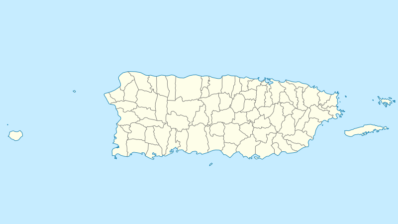 Baloncesto Superior Nacional is located in Puerto Rico