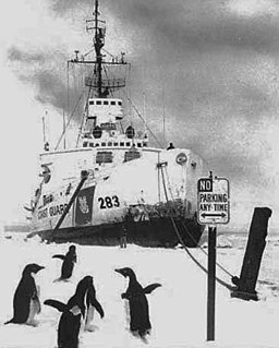 United States Navy Wind-class icebreaker