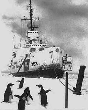 USCGC Burton Island (WAGB-283) - USCGC Burton Island (WAGB-283)