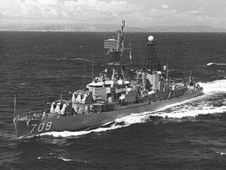 USS <i>Hugh Purvis</i>