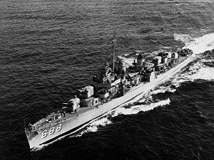 USS Remey - USS Remey (DD-688)
