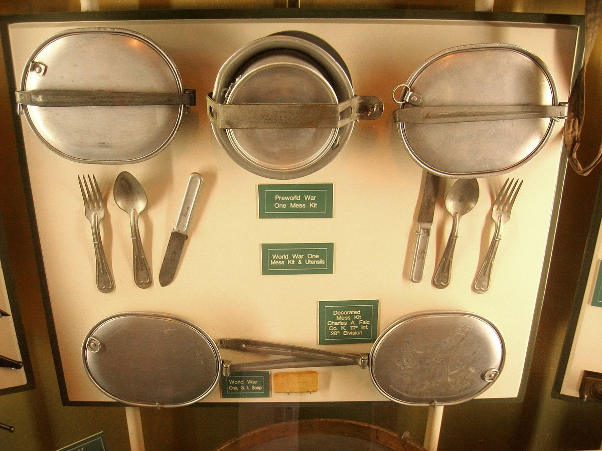 Mess Kit Wikipedia