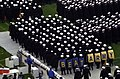 US Navy 031206-N-9693M-001 U.S. Naval Academy's 30th Company marches into the stadium at Lincoln Financial Field.jpg