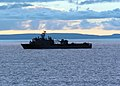 US Navy 051109-N-3285B-124 The dock landing ship USS Germantown (LSD 42) underway off the coast of Southern California.jpg