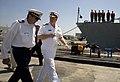 US Navy 080621-N-8273J-125 As Israeli Sailors prepare to get underway, Chief of Naval Operations (CNO) Adm. Gary Roughead, right, speaks with Israeli Navy Vice Adm. Eli Marum.jpg