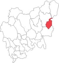 Vittinge landskommune i Västmanlands amt