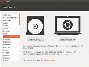 Ubiquity Installer on Ubuntu 12.04 LTS Precise Pangolin