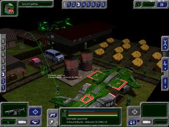 X-COM - UFO: Alien Invasion screenshot