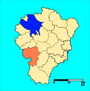 Uglichsky District - Image: Uglichsky District, Yaraslavl