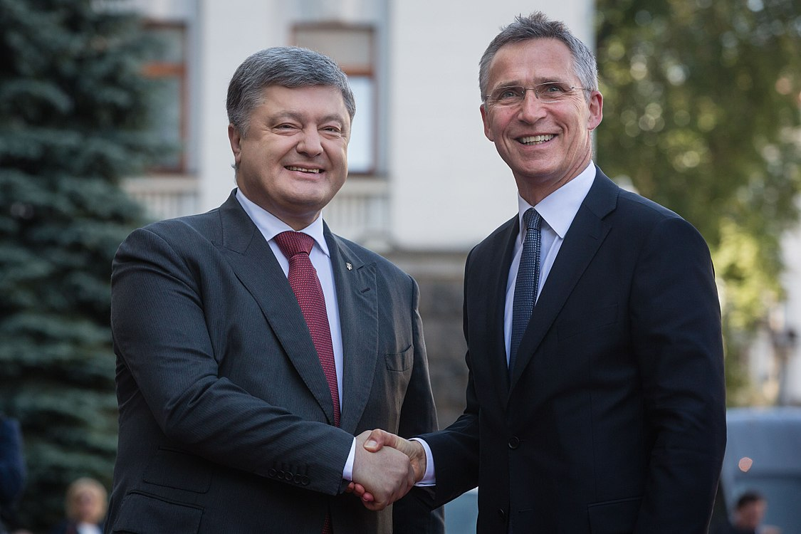 Ukraine – NATO Commission chaired by Petro Poroshenko (2017-07-10) 05.jpg