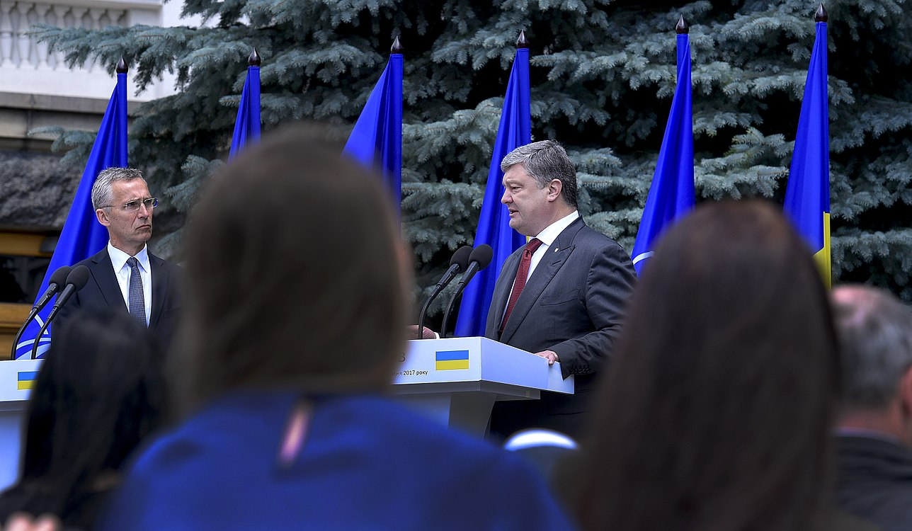 Ukraine – NATO Commission chaired by Petro Poroshenko (2017-07-10) 44.jpg