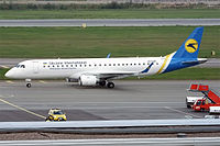 UR-EME - E190 - Ukraine Int. Airlines