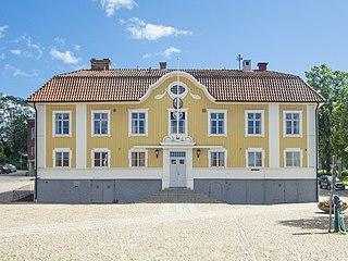 Ulricehamn Place in Västergötland, Sweden