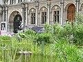 Un jardin éphémère devant l'Hôtel de Ville de Paris 2008.jpg