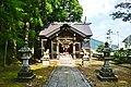 Unazuki-jinja, haiden.jpg