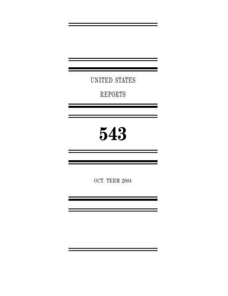 File:United States Reports, Volume 543.djvu