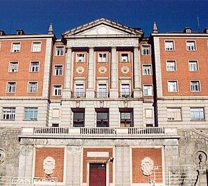 Universidad CEU San Pablo -  One of the buildings