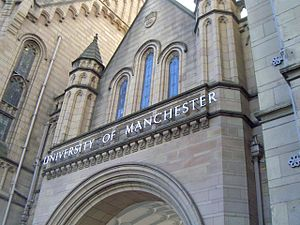 University of Manchester - Whitworth Building.jpg