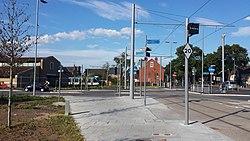 University of Nottingham tram stop 2015-08-02 17.47.58.jpg