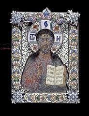 Icon; Christ Pantokrator