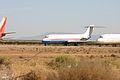 Unmarked Douglas DC-9 Ex -- Spirit ( N133NK ) (8413408101).jpg