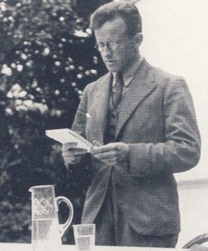 Uno Åhrén - Åhrén, circa 1930