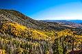 Up over 10,000 feet 0n Utah 148 into Cedar Breaks National Monument - (22624102170).jpg