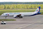 Ural Airlines, VQ-BDA, Airbus A321-211 (26935833361).jpg