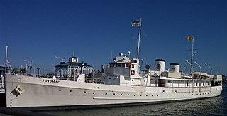 USS <i>Potomac</i> (AG-25)
