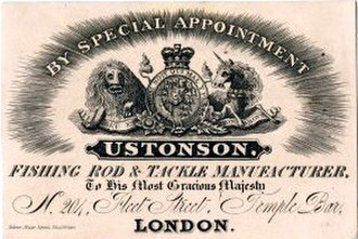 Onesimus Ustonson - An Ustonson label