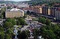 Utsikt över Lisebergs parkeringsplats.jpg